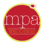 mpa weddings logo